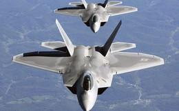 Mỹ bất ngờ rút hết máy bay chiến đấu tàng hình F-22 khỏi Trung Đông