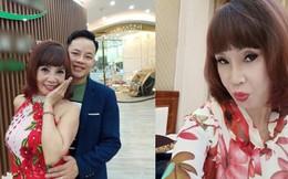 Cô dâu 62 tuổi ăn mặc lòe loẹt gợi cảm, lộ cả nội y khi livestream khiến nhiều người ngán ngẩm