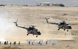 Truy quét khủng bố, Ai Cập tiêu diệt 46 tay súng tại Bán đảo Sinai