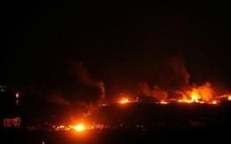 Phe thân Mỹ trút bom đạn vào thành trì cuối cùng ở Syria, IS quyết tử chiến