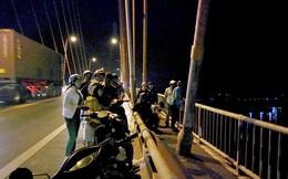 Cô gái nhắn tin cho bạn trai lên cầu Rạch Miễu tìm xác rồi biến mất