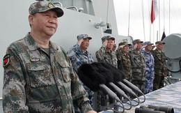 Tàu sân bay Nga, Trung, Pháp tề tựu: Tín hiệu từ sức mạnh hải quân hoành tráng?