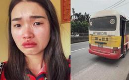 Chụp ảnh xe khách 'đánh võng', nữ hành khách bị đánh dã man
