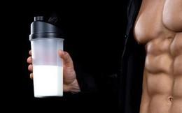 Dân tập thể hình đua nhau mua sữa mẹ về uống như thần dược
