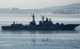 Lý do Nga bất ngờ điều tàu chiến tới Syria