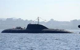 """Nga """"khoe"""" 2 tàu ngầm hạt nhân sắp được biên chế vào hải quân trong năm 2019"""