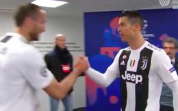 Đoạn video trong đường hầm cho thấy khả năng thủ lĩnh của Ronaldo