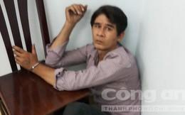 Gã Việt kiều đi cướp giật, sa lưới ở Sài Gòn
