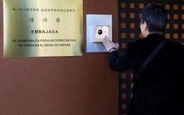 Kiểm tra đại sứ quán Triều Tiên tại Tây Ban Nha, phát hiện một lượng lớn vũ khí