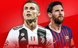 Đánh bại kình địch Messi, Ronaldo trở thành vận động viên nổi tiếng nhất năm 2019