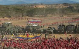 Tổng thống Venezuela thông báo tập trận sau tuần mất điện kéo dài