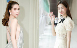 Nhan sắc và đường tình duyên đối lập của 2 mỹ nhân Vbiz lọt Top 100 gương mặt đẹp nhất châu Á