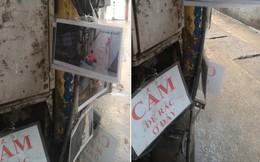 Phạt 2 triệu vẫn không dẹp được nạn đổ rác bừa bãi, khu phố lắp hẳn camera quan sát nhưng cái kết lại càng ly kỳ hơn