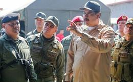 Tướng quân đội Venezuela trong 'danh sách đen' của Mỹ, vượt biên sang Colombia