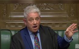 Chủ tịch Hạ viện Anh bất ngờ gây khó cho bà May