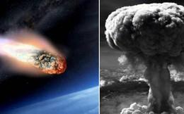 Thiên thạch gây vụ nổ bằng 10 quả bom nguyên tử vừa rơi xuống Trái đất năm ngoái mà chúng ta không hề hay biết