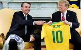 Vì khủng hoảng Venezuela, TT Trump chào đón Brazil trở thành thành viên NATO?