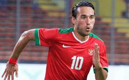 'Sát thủ' chất lượng châu Âu của U23 Indonesia không thể ra sân đối đầu với Việt Nam
