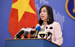 Việt Nam phản đối Đài Loan diễn tập bắn đạn thật ở đảo Ba Bình
