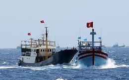 Trao công hàm phản đối tàu Trung Quốc đe dọa tính mạng ngư dân