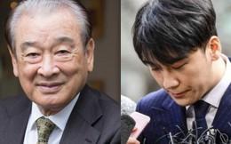 """Diễn viên gạo cội """"Gia đình là số 1"""" thẳng thắn nói về bê bối Seungri: """"Người nổi tiếng phải cảnh giác trước cám dỗ"""""""