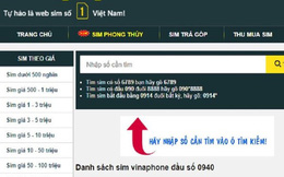 """Vinaphone thu hồi """"số ma"""", khách hàng phản ứng mạnh"""