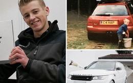 Chủ công ty tân trang xế hộp trẻ nhất thế giới: Buôn headphone Trung Quốc, rửa xe kiếm tiền từ năm 8 tuổi