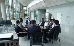 Hàn Quốc họp khẩn sau khi Triều Tiên rút khỏi văn phòng liên lạc chung