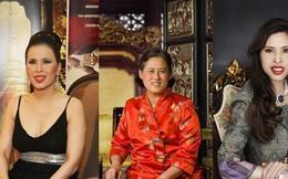 3 nàng công chúa nổi tiếng Thái Lan: Nhan sắc ở mức 'thường thường bậc trung' nhưng ai cũng phải kiêng nể, đến cánh đàn ông cũng bái phục