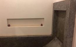 Đi du lịch 'chanh xả' ở resort 4 sao, khách hết hồn khi nhìn bồn tắm giống hệt phần mộ, sợ nhất là 2 chiếc nến thơm
