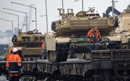 NATO xác nhận Mỹ xây kho vũ khí tại Ba Lan