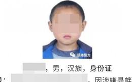 Trung Quốc: Cảnh sát xin lỗi vì sử dụng hình trẻ em để truy nã
