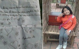 """Bé gái viết thư xin tiền mẹ đi chơi khiến dân mạng tan chảy: """"Mẹ cho con bao nhiêu cũng được, mẹ để vào trong túi này nha"""""""