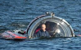Tàu ngầm tự động mang đầu đạn hạt nhân Nga sẵn sàng năm 2027