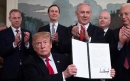 Trung Đông sẽ tiến một bước gần hơn đến cuộc chiến mới sau tuyên bố của Tổng thống Trump