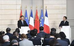 Trung Quốc - EU: Khi quan hệ 'đồng sàng'còn nhiều 'dị mộng'