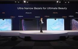 """Huawei đã """"dìm"""" cả iPhone XS Max lẫn Galaxy S10+ ra sao trong sự kiện ra mắt P30 và P30 Pro?"""