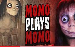 Quái vật MoMo 'nhăm nhe' xuất hiện trở lại trong loạt video trẻ em hay xem trên YouTube
