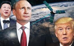 """Cuộc chiến không gian Mỹ-Nga sẽ khiến nhân loại trở thành """"tù binh"""" trên Trái đất?"""