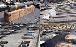 Quân đội Syria phát hiện tên lửa chống tăng Mỹ trong doanh trại khủng bố