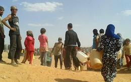 """Mỹ ngoan cố """"ngó lơ"""" Nga về việc giải tán trại tị nạn Rukban ở Syria"""