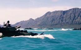 Răn đe Trung Quốc, thủy quân lục chiến Mỹ thực hành chiếm đảo