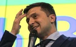 Liệu dân Ukraine bầu ông Zelenskiy 'chỉ cho vui'?