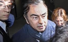 Được thả chưa đầy một tháng, cựu Chủ tịch Nissan Carlos Ghosn vừa bị bắt lại