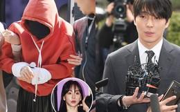 Tin nóng dồn dập: Choi Jong Hoon cuối cùng đã nhận tội, hôn thê tài phiệt cũ của Yoochun bị bắt và trói tay giải về đồn