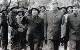 Vĩnh biệt tướng Trường Sơn huyền thoại Đồng Sỹ Nguyên!
