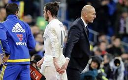 Zidane nói gì về tương lai của Bale?