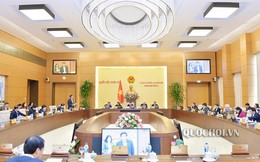 Phân công chuẩn bị phiên họp thứ 33 của UBTVQH