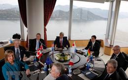 Hội nghị G7: Sẽ tập trung vào phi hạt nhân hóa Triều Tiên và các tham vọng toàn cầu của Trung Quốc