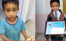 Dốc hết tiền đưa gà con bị thương tới bệnh viện, bé trai 6 tuổi lay động dân mạng nhận bằng khen